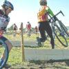 Dorsal de Espalda BICI Ciclocross 16x18cm